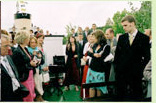 2004 bröllop Björn & Petra